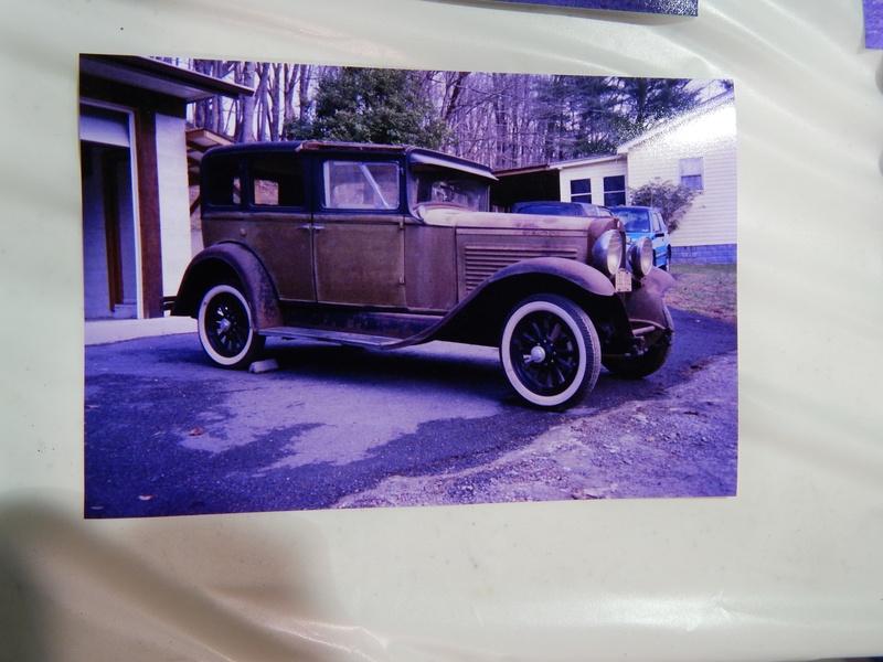 1929 Roosevelt - For Sale